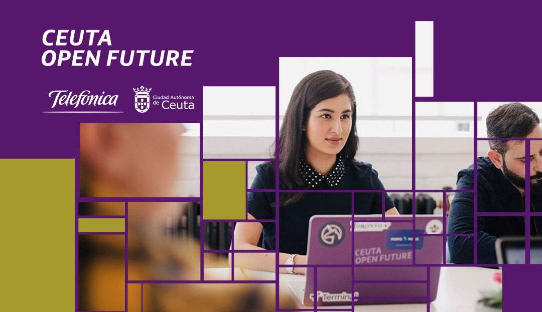 Ceuta Open Future: fomento del emprendimiento y formación tecnológica en nuestra ciudad