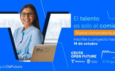 Ceuta Open Future abre convocatoria para nuevos proyectos emprendedores